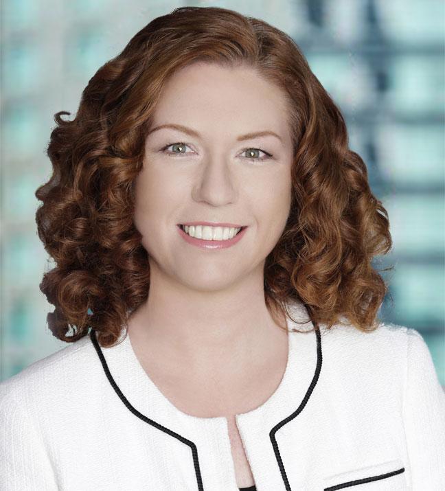 Kylie Clarke Director of HR